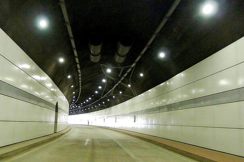 Area LED Floodlights application