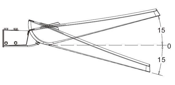 Horizontal Installation type