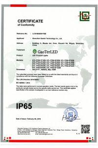 LED Tri-proof Lights IP65