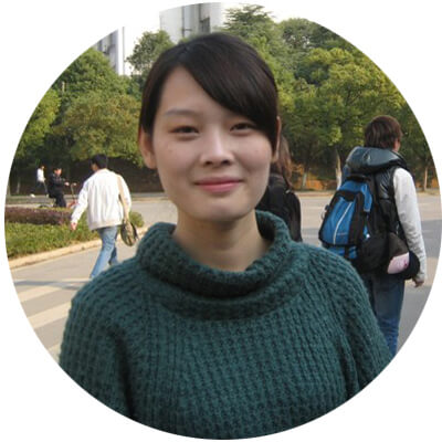 Marketing Director Lily Lee