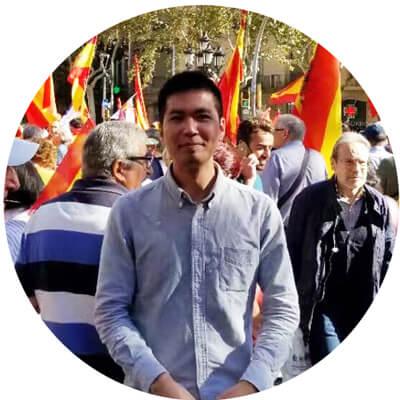 Senior Sales Micheal Huang