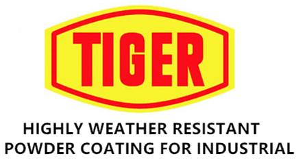 tiger powder coating