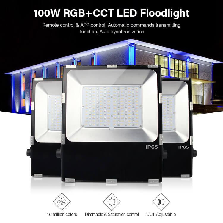 RGBCCT led floodlight