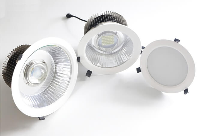 100W led downlight